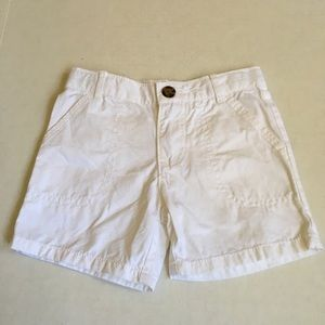 Carters 4t white shorts